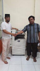 Pembelian Mesin Fuji Xerox DC2007 utk Copy Centre oleh Bpk. Juliansyah di Kuala Simpang Aceh Tamiang